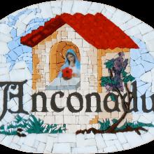 Mosaico locale AnconaDue